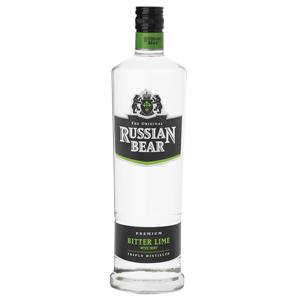 Russian Bear bitter lime 750ml | Call a Drink - 07661 73773  Russian Bear bi...