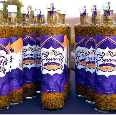 ZOERDOEF PASSION FRUIT GRANADILLA LIQUEUR
