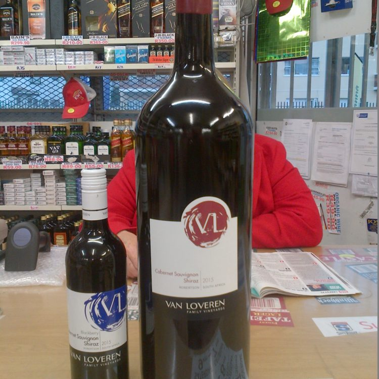 Supersize Giant Big Bottles Magnum Wines